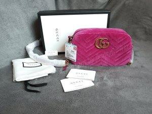 Gucci Marmont Camera Bag Small Light Raspberry