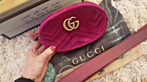 Gucci Mini sac multicolore soie