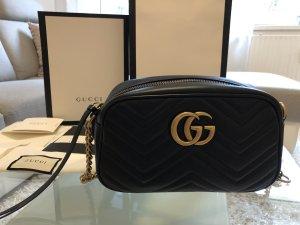 Gucci Marmont klein schwarz