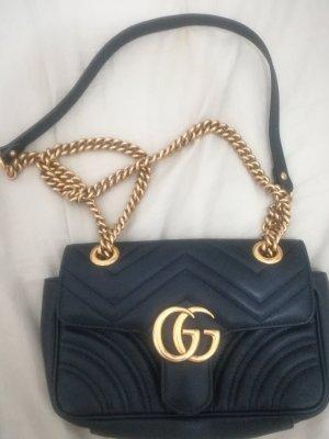 Gucci Marmont Leder Handtasche