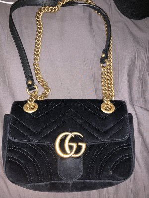 Gucci Marmont Mini Bag (samt)
