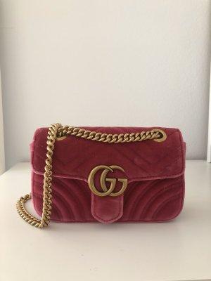 Gucci Marmont Mini Velvet/Samt