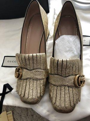 Gucci marmont Schuhe