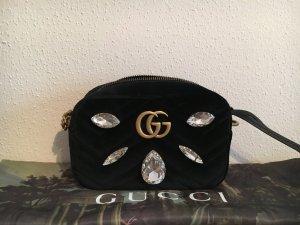 Gucci Borsa nero-grigio chiaro