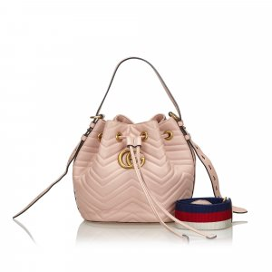 Gucci Marmont Small Bucket Bag