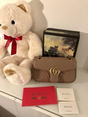 Gucci Marmont Tasche Medium beige