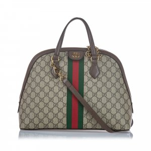 Gucci Medium GG Supreme Web Ophidia