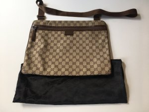 Gucci, Messenger Bag, Braun