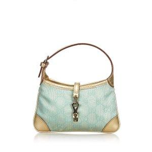 Gucci Metallic GG Jacquard Handbag