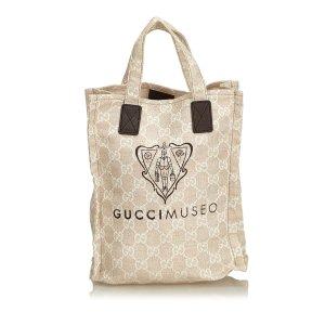 Gucci Tote white