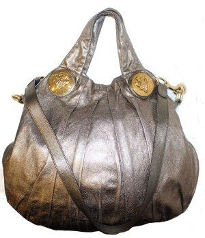 Gucci Bolso tipo marsupio color bronce Cuero