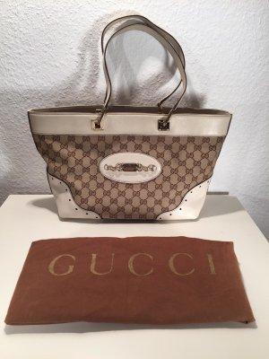 GUCCI Monogramm-Shopper Guccissima-Muster