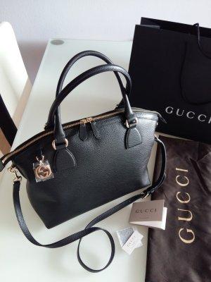 Gucci Neu Leder Tasche m. Rechnung Zertifikat