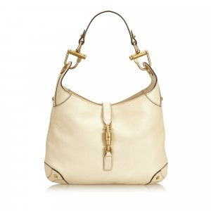 Gucci New Jackie Leather Hobo