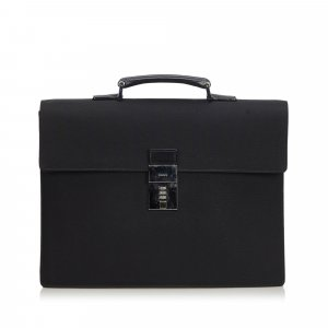Gucci Business Bag black nylon