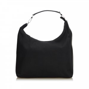 Gucci Sac hobo noir nylon