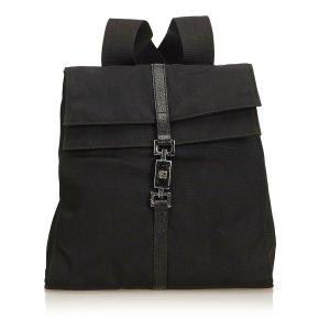 Gucci Nylon Jackie Backpack