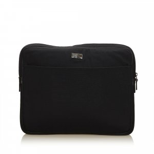 Gucci Bolso business negro Nailon