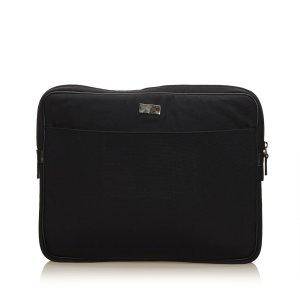 Gucci Business Bag black nylon