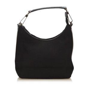Gucci Handbag black nylon