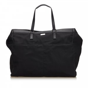 Gucci Tote black nylon