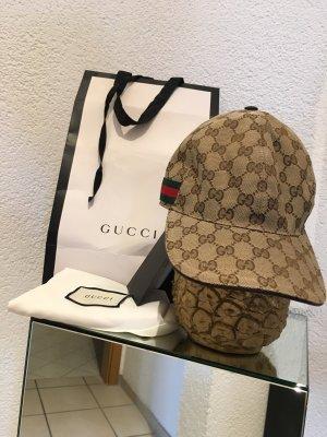 Gucci Casquette de baseball multicolore coton
