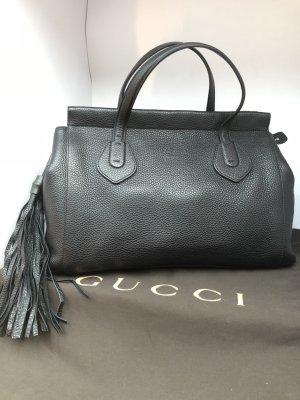 Gucci Original Ledertasche Cellarius - Neu