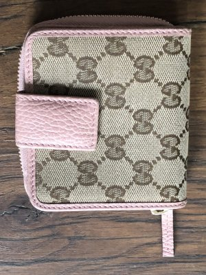 Gucci Wallet multicolored linen