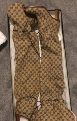 Gucci Overknee Stiefel