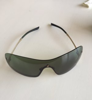 GUCCI Oversize Sonnenbrille mit Ersatzglas