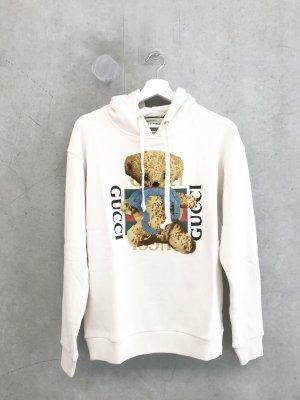 Gucci Oversize-Sweatshirt mit Gucci-Logo und Teddybär