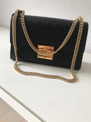 Gucci Padlock Leder Tasche