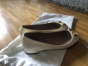 Gucci -patent leather ballerinas