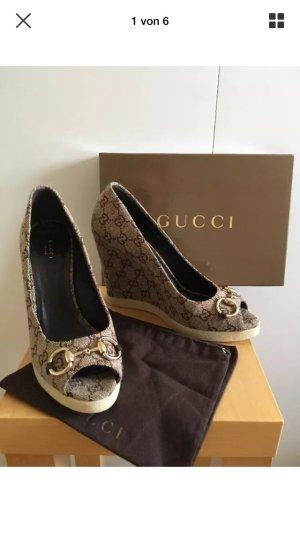 Gucci Plateauschuhe NEU!