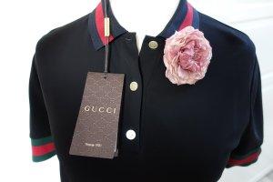 Gucci Abito polo multicolore Viscosa