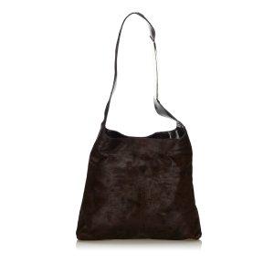 Gucci Pony Hair Shoulder Bag