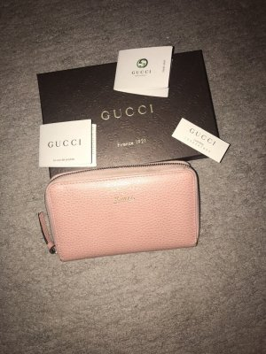 Gucci Wallet light pink
