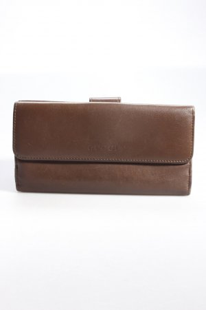Gucci wallet brown