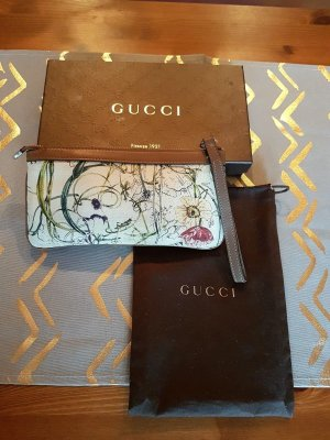 Gucci Wallet multicolored leather