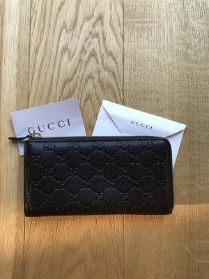 Gucci Portemonnaie in Leder NEU
