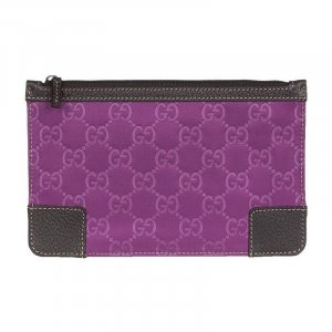 Gucci Satchel black-lilac