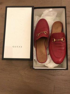 Gucci Muiltjes rood