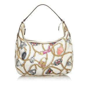 Gucci Printed Charmy Shoulder Bag
