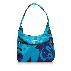 Gucci Shoulder Bag blue nylon