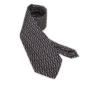 Gucci Printed Silk Necktie