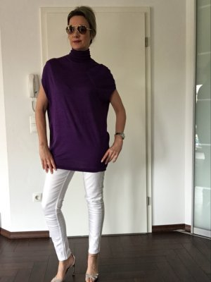 Gucci Short Sleeve Sweater lilac