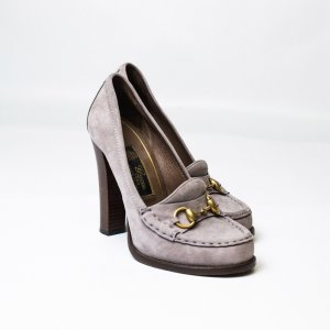 Gucci Pumps Beige Gr. 38
