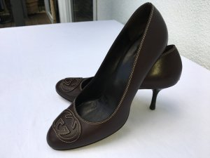 Gucci Pumps braun Gr. 37