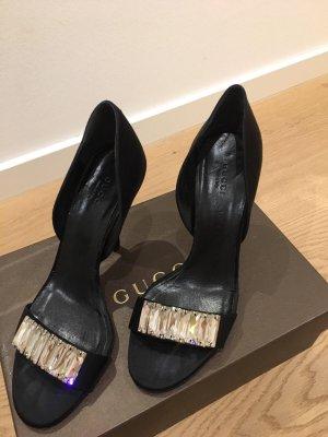 Gucci High Heels black