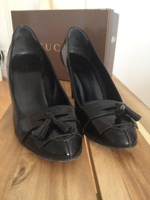 Gucci Pumps  in schwarz